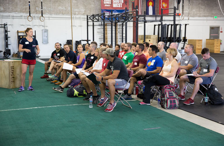 CrossFit Certification & Testing